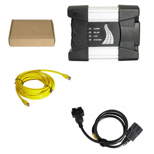 [Ship UK No Tax]BMW ICOM NEXT Professional Diagnostic Tool with WIFI Function