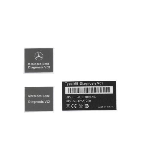 [No Tax] Mercedes Benz C6 OEM DoIP Xentry Diagnosis VCI Multiplexer with V2019.3 Software HDD& Keygen