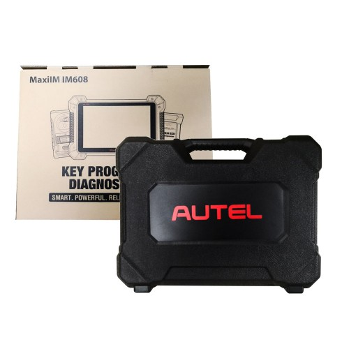 Original Autel MaxiIM IM608 ADVANCED IMMO & KEY PROGRAMMING Perfect Replacement of AURO OtoSys IM600 Free Shipping