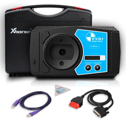 [No Tax]Original Xhorse VVDI BMW Diagnostic, Coding and Programming Tool Send 1 free vvdi mini key tool