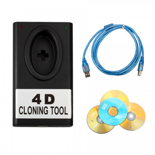 4D Cloning Tool for Electronic Chip Only
