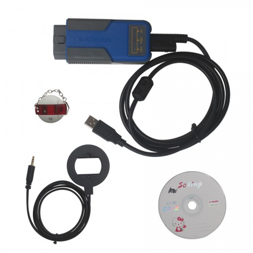 Original Xhorse Multi Tool V7.7 OBD2 CAS Key Programmer for BMW Update Online