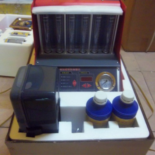 Launch CNC-602A Injector Cleaner & Tester 220V