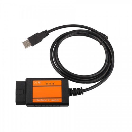 USB Scan Tool for Ford Fault Code Reading