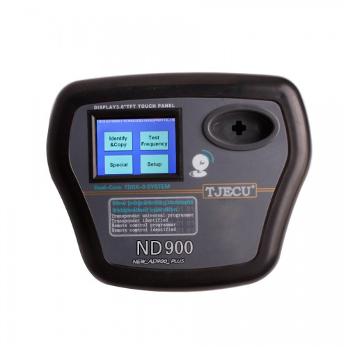 Professional ND900 Auto Key Programmer with 4D Decoder Full Package
