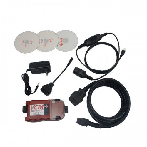 [Ship UK No Tax]VCM Rotunda 4 In 1 OEM Diagnostic and Programming Tool for Ford Mazda Land Rover and Jaguar