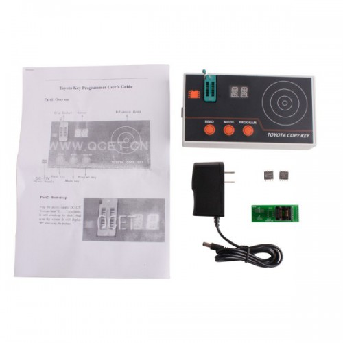 Toyota Key Copier Programmer and Pin Code Reader