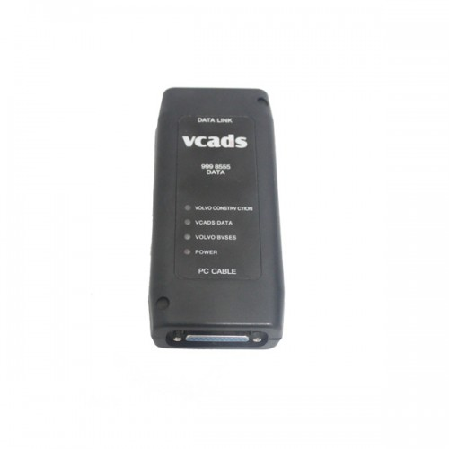 Multi-language VCADS Pro 2.35.00 OEM Scanner for Volvo Truck Diagnosis