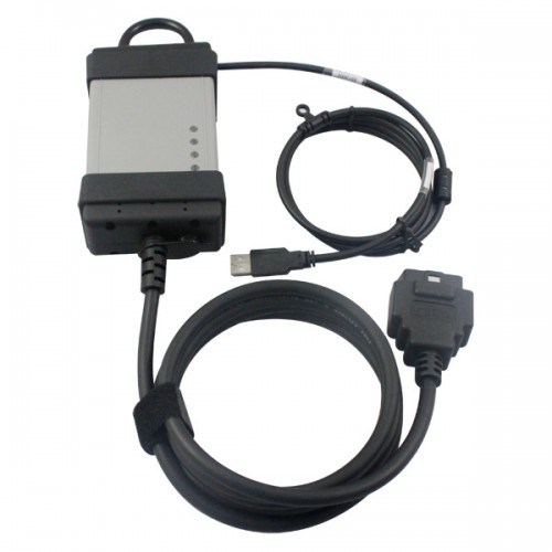 Best Quality Volvo Vida Dice 2014D Diagnostic Tool Support WIN7 Update via CD with Free Win 7 32bit Programmer