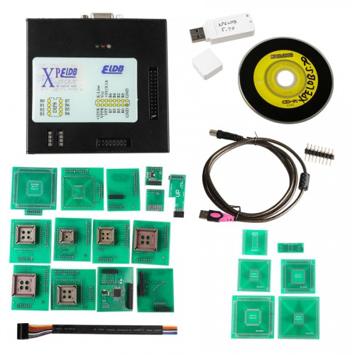[No Tax] Latest Version XPROG-M V5.74 X-PROG Box ECU Programmer with USB Dongle Support BMW CAS4