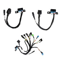 BENZ EIS/ESL cable+7G+ISM + dashboard connector MOE001 Work with Xhorse VVDI MB Tool