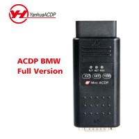 Yanhua Mini ACDP Programming Master with Module1/2/3/4/7/8/11 BMW Full Package Total 7 Authorizations