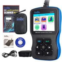 [UK Ship No Tax]V8.0 Creator C310+ Multi System Scan Tool for BMW/Mini  Update Online for Free