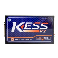 [Ship from UK No Tax] Newest Kess V2 V5.017 Online Version Support 140 Protocol No Token Limited