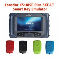 [UK Ship No Tax]100% Original Lonsdor K518ISE Key Programmer Plus SKE-LT Smart Key Emulator 4 in 1 Set