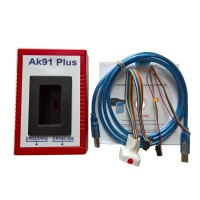 BMW AK91 Plus Key Programmer V4.00 for All BMW EWS Support EWS4.4 Powerful than AK90