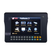 (Promotion)Newest V1.8.1703.14 Digimaster III Original Odometer Correction Master with 980 Tokens
