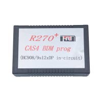 Original HRT R270+ R270 Plus BMW CAS4 BDM Programmer Hot Sales(SK46-B can replace)