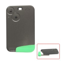 Best price 433MHZ 2 Button Smart Key for Renault Laguna
