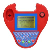 [UK Ship No Tax]Mini Zed-Bull Transponder Key Programmer without Tokens Limitation Support Multi-language
