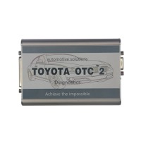 Latest V11.20.019 Toyota OTC 2 II Diagnosis and Key Programming for all Toyota and Lexus(Update Version of Toyota Tester IT2)