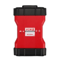 Quality A V97 Ford VCM 2 Diagnostic and Programming Tool with Wireless Adapter