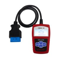 Multi-language VXSCAN S1 Universal Hand-held EOBD OBDII DIY Code Reader