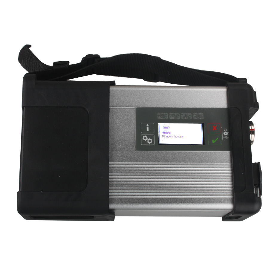 Xentry Connect C5 V2019 3 WiFi Diagnostic Tool with 4GB Lenovo T410 Laptop  Software Pre-installed and Activated Directly to Use