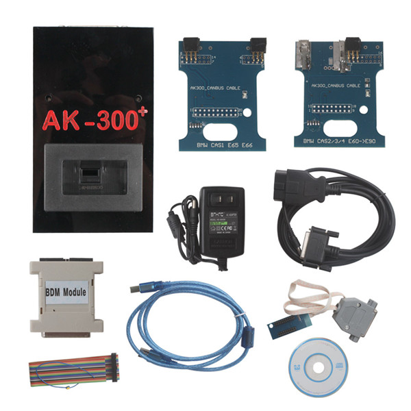 Original 1.50V AK300+ AK300 Plus Key Programmer for BMW CAS Key Programming