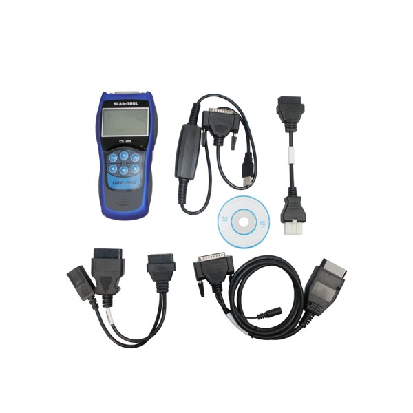 V2.00 CI-PRO 300 Remote Car Key Programmer