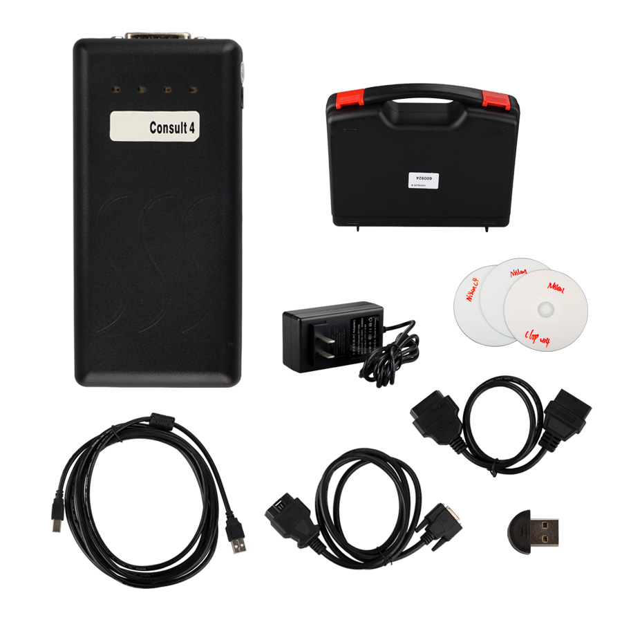 [New Year Promotion]Bluetooth Consult 4 Diagnostic Tool for Nissan and Infiniti with Multi-languages