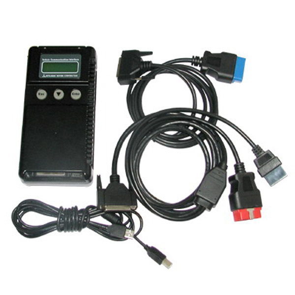 Multi-Language MUT-3 MUT III VCI Vehicle Communication Interface for Mitsubishi Car and Truck Diagnostic Tool