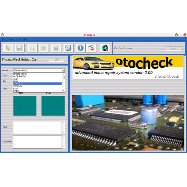Otochecker 2.0 IMMO Cleaner Immobilizer Repair Tool