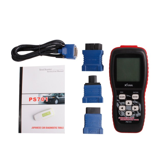 PS701 JP Professional Japanese Car Diagnostic Tool for Toyota Suzuki Nissan