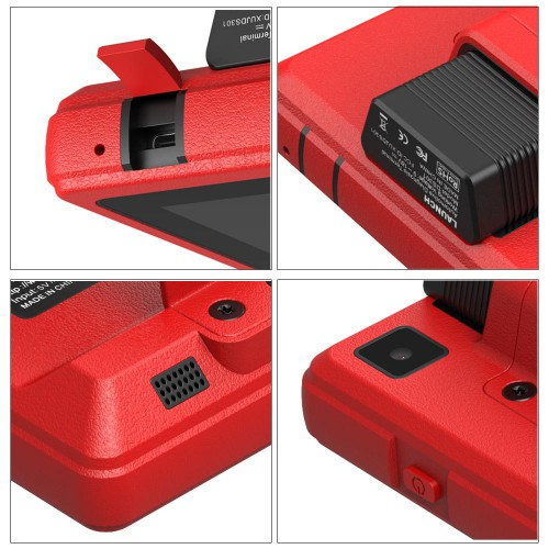 [EU Ship] Original Launch X431 Pros Mini Full System Auto Diagnostic Tool X-431 Pros Mini With 2 Years Free Update