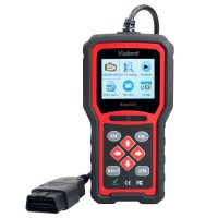 [UK Ship No Tax]VIDENT iEasy320 OBDII/EOBD+CAN Code Reader