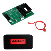 [UK Ship]Yanhua Mini ACDP BMW FEM/BDC Module Supports IMMO Key Programming, Odometer Reset, Module Recovery, Data Backup Authorization with Adapters