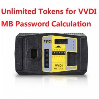 1 Year Unlimited Tokens for Xhorse VVDI MB BGA TOOL BENZ Password Calculation