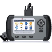 [No Tax] VIDENT iAuto700 Professional Car Full System Diagnostic Tool for Engine Oil Light EPB EPS ABS Airbag Reset Battery Configuration