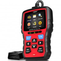 [UK Ship No Tax]Vident iEasy310 OBDII Scanner OBD2 Code Reader with Battery Test Function Multi-Language Update Online