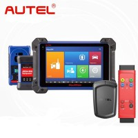 [UK Ship] Buy Original Autel MaxiIM IM608 Key Programmer Get Free Autel APB112 Smart Key Simulator and G-BOX2 Adapter