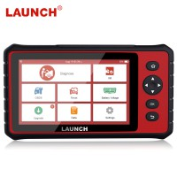 [No Tax] Original LAUNCH X431 CRP909 All System Auto OBDII Diagnostic Scanner with 15 Special Functions