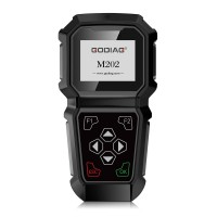 [No Tax]GoDiag M202 GM/CHEVROLET/BUICK Hand-held OBDII Odometer Adjustment Professional Tool