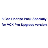 VXDIAG Car Software Authorization License Pack Offer for VCX NANO PRO Upgrade Version