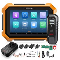 [EU Ship] OBDSTAR X300 DP Plus X300 PAD2 Tablet Key Programmer C Package Full Version with Free P001 Converter & FCA 12+ 8 Adapter