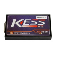 Online Version Kess V2 V5.017 No Tokens Need Kess V2.47 Firmware V5.017 Add 140+ Protocols with Free ECM TITANIUM