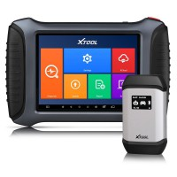[EU Ship] Xtool A80 Pro Automotive OBD2 Diagnostic Tool With ECU Coding and Key Programming Same as The H6 Pro Lifetime Free Update