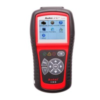 Multi-language Autel AutoLink AL519 OBD-II CAN Scan Tool Update Online