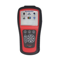 Autel MaxiDiag Elite MD802 4 System Scanner+ DS Model Good AS MaxiDAS DS708