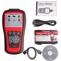 Autel Maxidiag Elite MD704 Full System Scanner with DS Model for Italian and French vehicles
